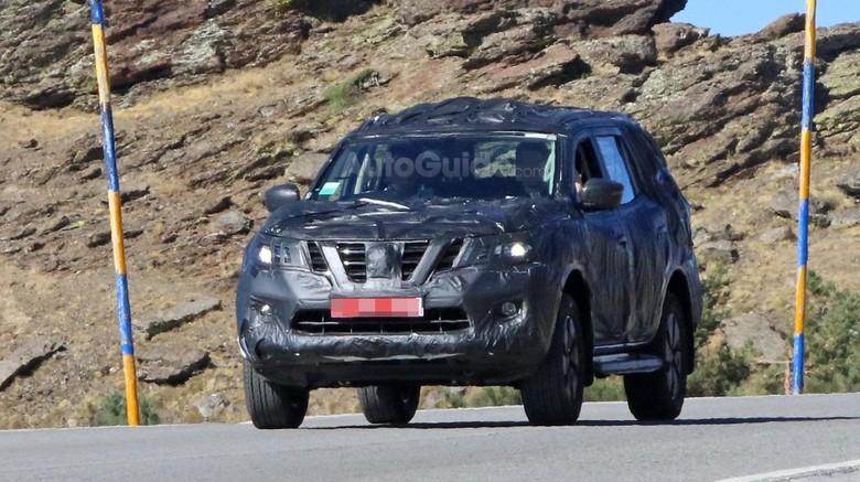 SUV Berbasis Pikap, Peluang yang Masih Dipelajari Nissan