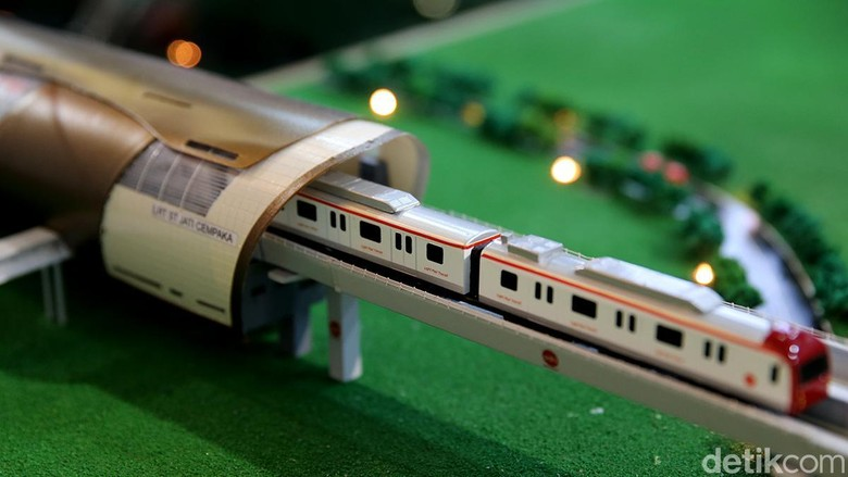 Apa Kabar Kajian Pembangunan LRT Medan?