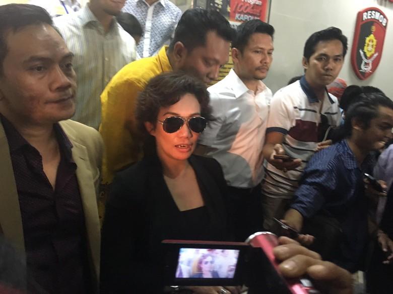 Polisi Masih Dalami Dugaan Putri Reza Artamevia Jadi Korban Gatot