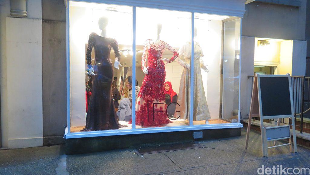 Jual Karya Desainer Tanah Air, Indonesia Fashion Gallery Resmi Dibuka di NY