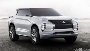 SUV Masa Depan Mitsubishi