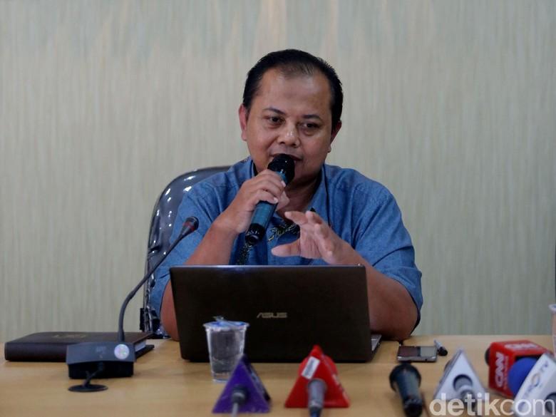 KPU DKI Minta Paslon Tunggu Hasil Hitung Resmi