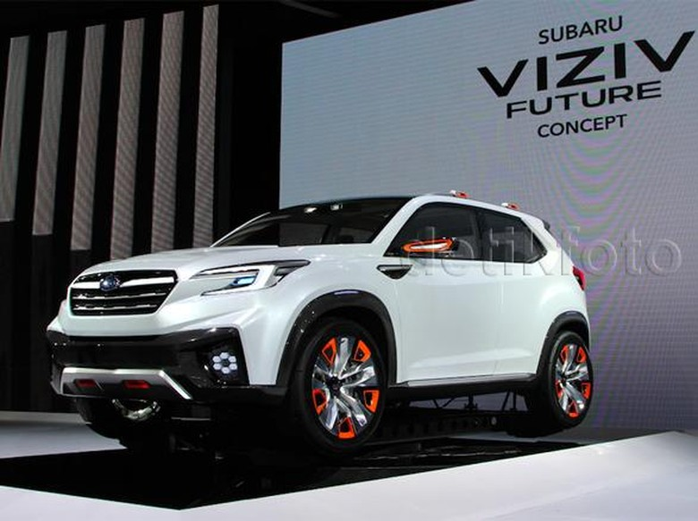 Soal Mobil Hijau Subaru Ambil Langkah Berbeda