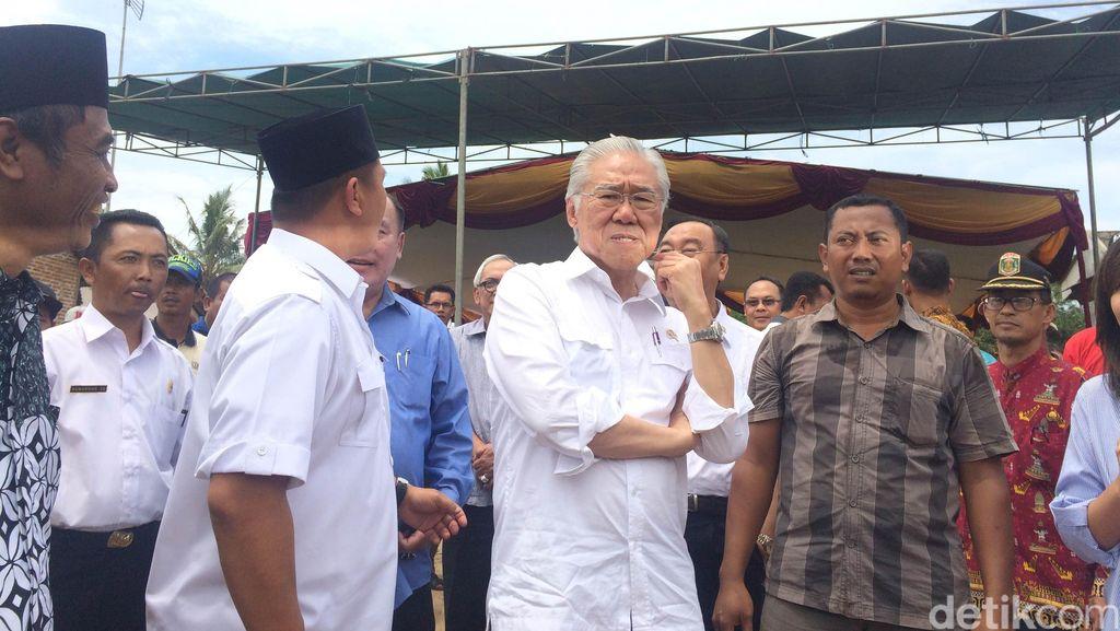 Cek Pasokan Sapi, Mendag Kunjungi Feedloter di Lampung