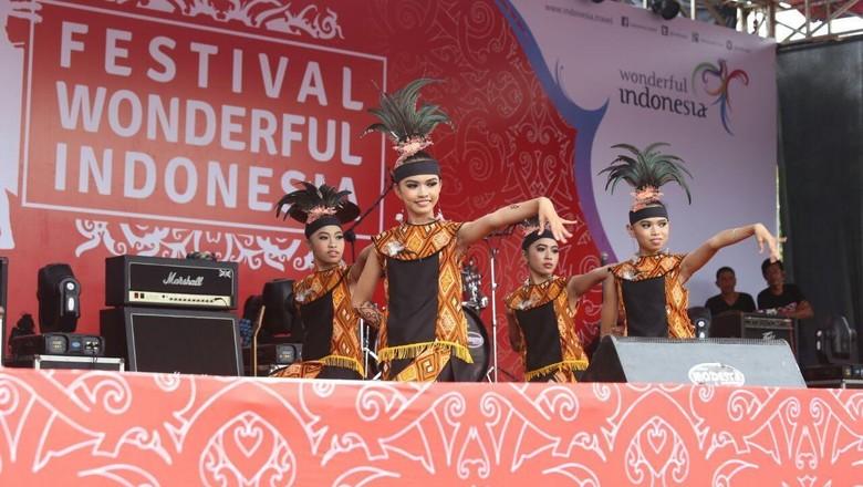 Foto: Festival Wonderful Indonesia di Sambas (dok kemenpar)