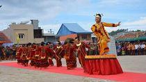 Pesta Yaahowu Ono Niha Sukses Digelar di Nias