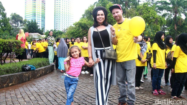 Anaknya Termasuk Kids Zaman Now Melaney Ricardo Bikin Strategi