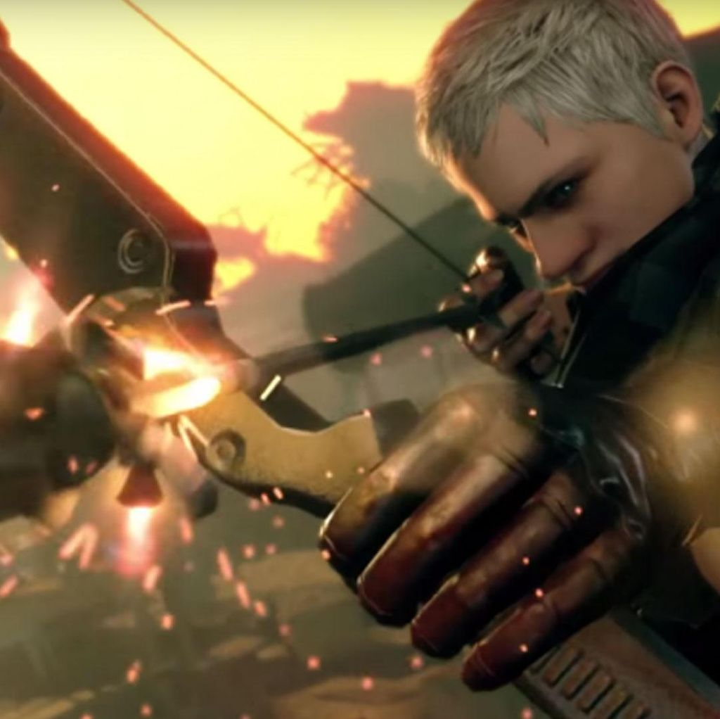 Konami Larang Gamer Metal Gear Survive Cinlok