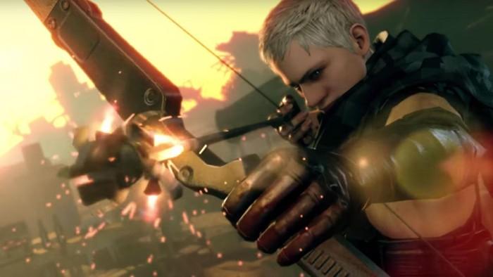 Metal Gear Survive. Foto: istimewa