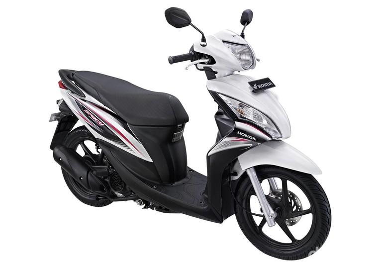 Honda Jamin Komponen Spacy Aman Hingga 7 Tahun ke Depan