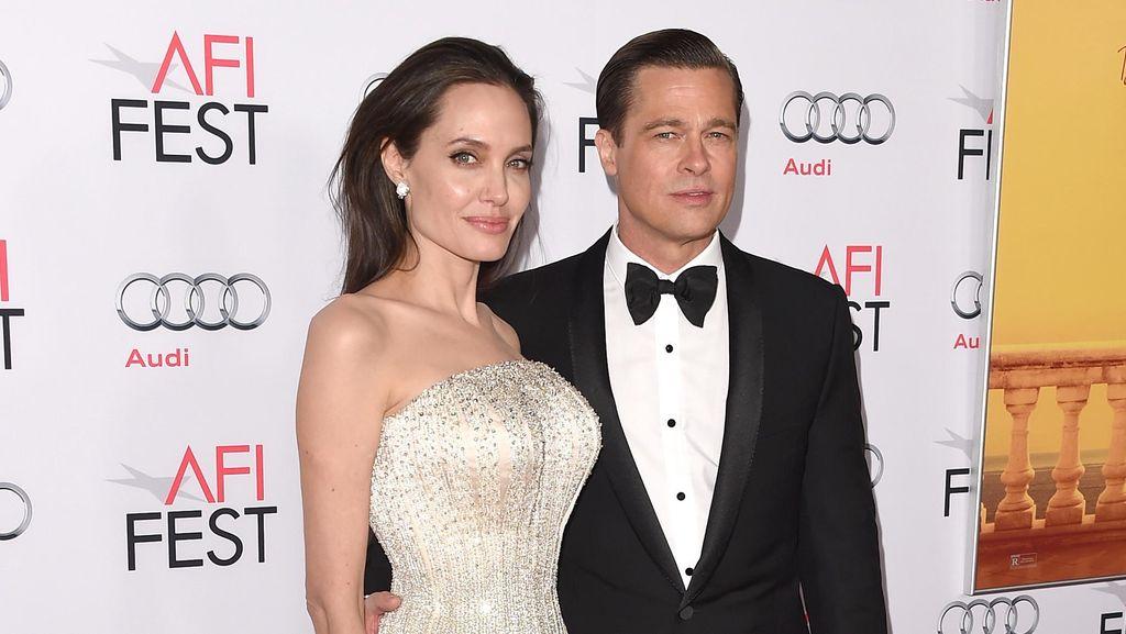 Cerai dari Brad Pitt, Angelina Jolie Nggak Nyaman Jadi Jomblo