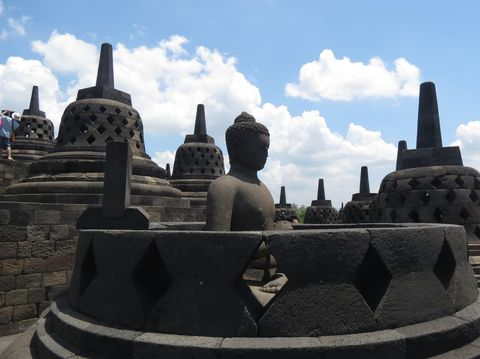 Keliling Pulau Jawa 7 Hari Ala Traveler Inggris