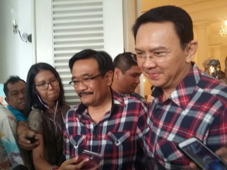 Kotakkotak Dimunculkan Lagi Ahok Mengikuti dan Meneruskan Jokowi