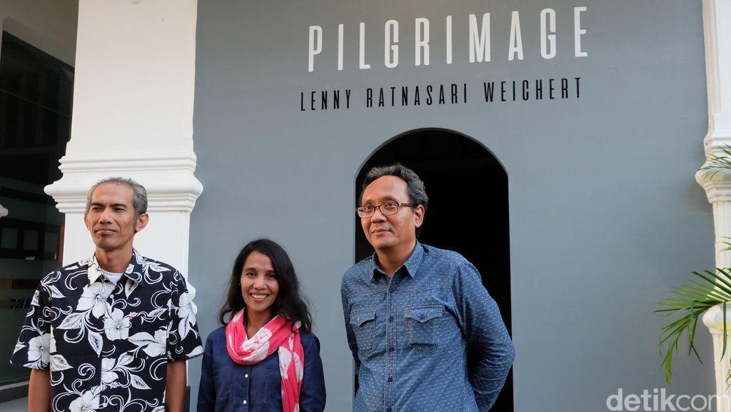 Lenny Ratnasari Wawancarai Eks Tapol hingga Buruh Migran