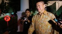 Aguan Muncul di Istana Bertemu Jokowi