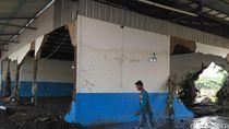 Penampakan Sisa Kedahsyatan Banjir Bandang Garut: Pabrik Susu Berantakan