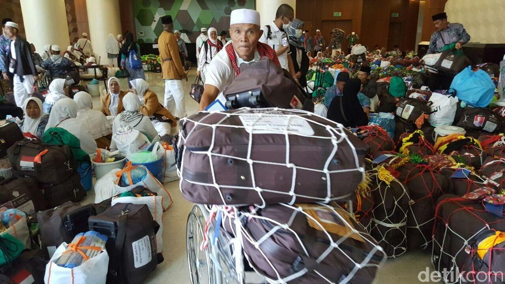 Sampai 23 September, Ada 250 Jemaah Indonesia yang Wafat di Saudi