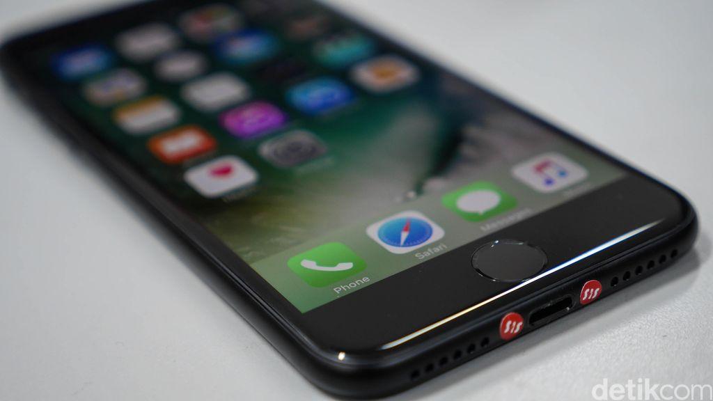 Apple Daftarkan Paten Panggilan Darurat Lewat Sidik Jari