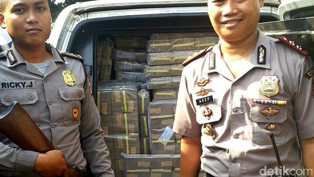 Cerita Polisi yang Gagalkan Perampokan Kendaraan Pengangkut Uang Rp 106 M