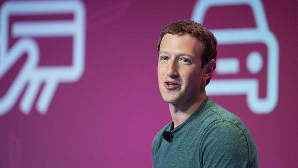 Zuckerberg Minta Maaf Karena Facebook Memecah Belah