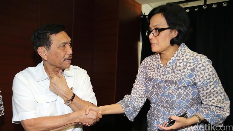 Sri Mulyani, Luhut, dan Panglima TNI Bahas Dana Babinsa, Ini Hasilnya