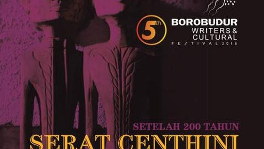 Catat! Ini Agenda Menarik di Borobudur Writers and Cultural Festival 2016