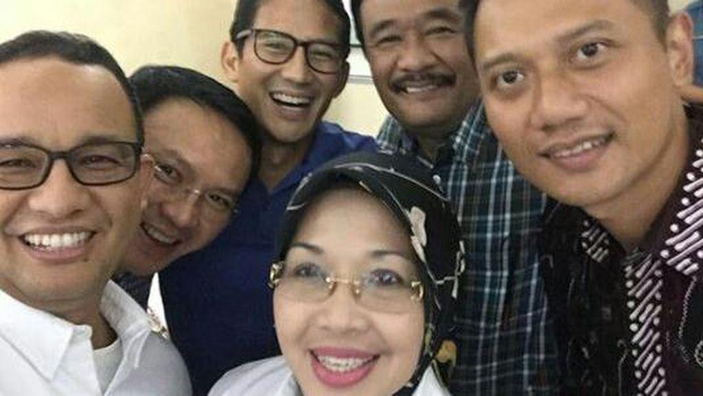 Ahok Jadi Tersangka, Ini Kata Para Pesaing di Pilgub DKI 2017