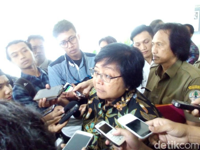 Menteri Siti: Longsor Banjarnegara karena Alih Fungsi Lahan