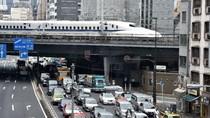 Gara-gara Ular, Kereta Peluru Shinkansen Berhenti Mendadak