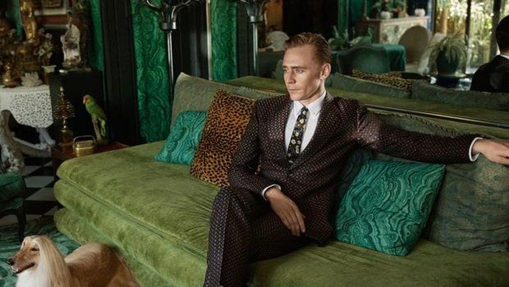 Tanggung Jawab Tom Hiddleston Kembali Perankan Loki di Thor: Ragnarok