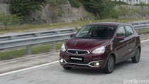 Mitsubishi Mirage Pakai Platform Nissan March Dibawa ke RI?