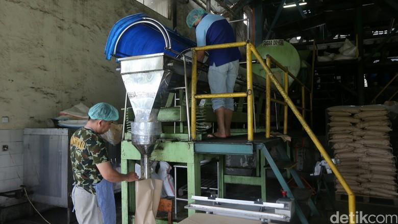 Bangun 11 Pabrik Gula Baru, RI Bisa Swasembada di 2019