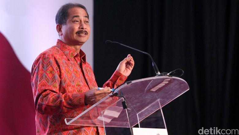 Menteri Pariwisata Arief Yahya (Agung Pambudhy/detikFoto)