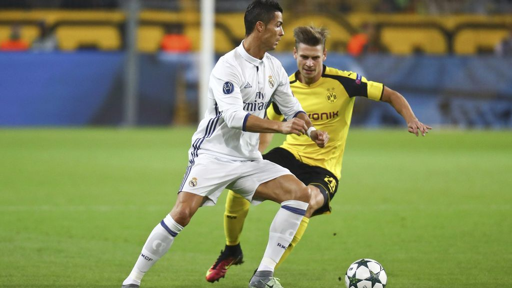 Dortmund Berimbang dengan Madrid 2-2