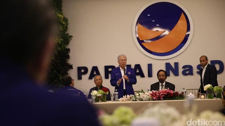 Gerindra-PKS Koalisi Permanen, NasDem Maju Tak Gentar