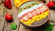 7 Smoothie Bowl Cantik dari Bahan-bahan Segar Menyehatkan
