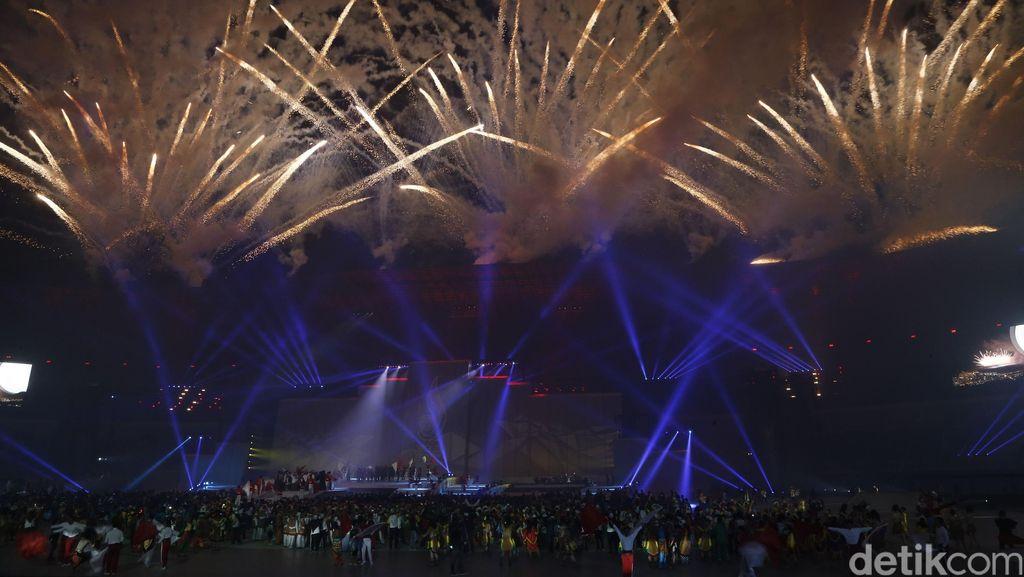 Kembang Api dan Laser akan Meriahkan Tahun Baru di Karawang