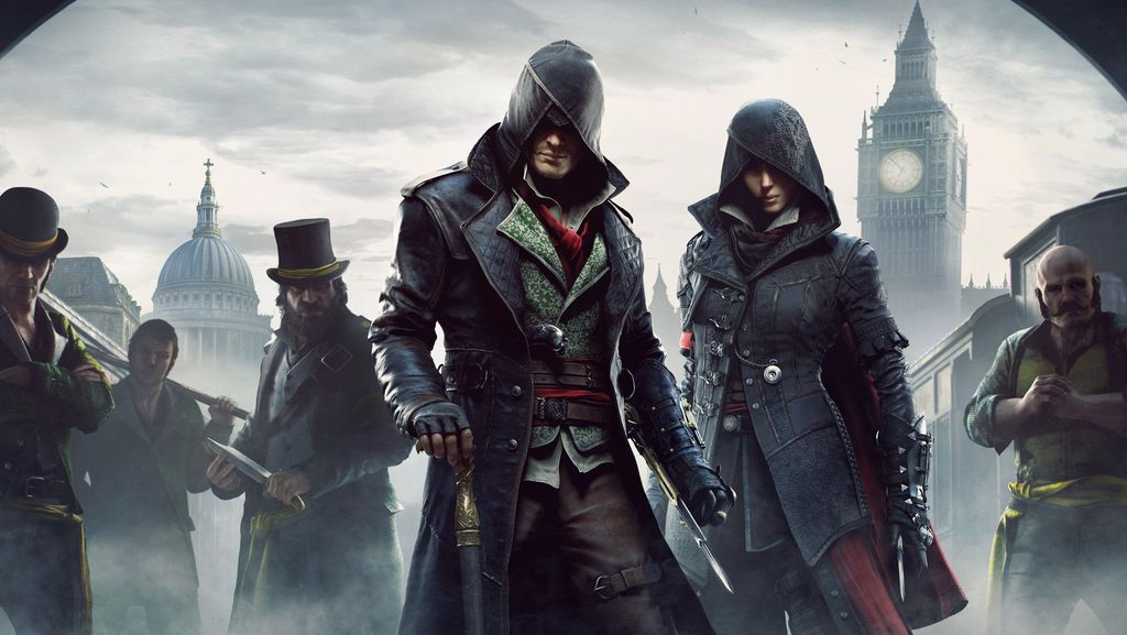 Assassins Creed Coba Peruntungan di Serial TV