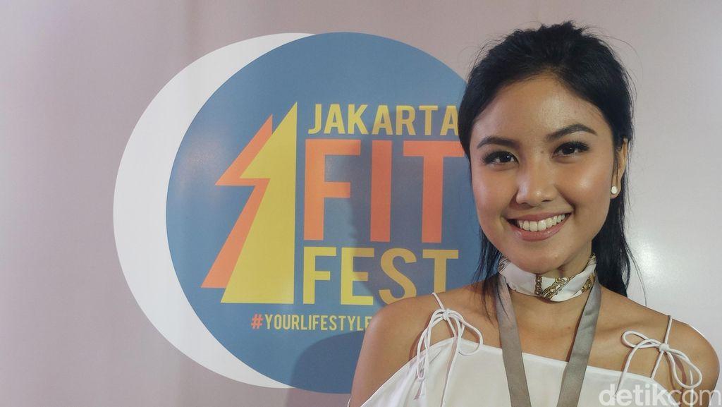 Zivanna Letisha Gelar Jakarta Fit Fest, Bazar untuk Pencinta Gaya Hidup Sehat