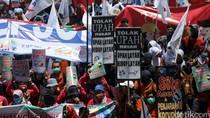 Buruh Tolak Upah Minimum Provinsi Jatim Tahun 2017
