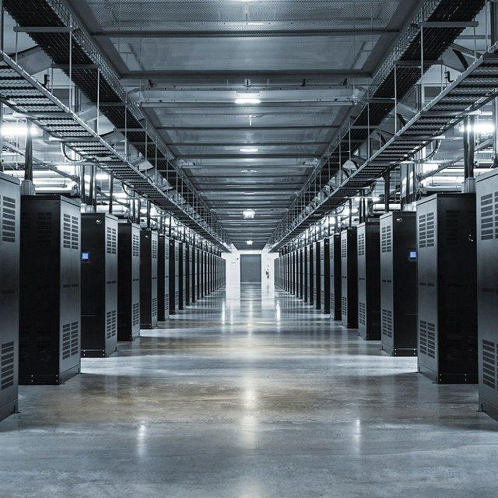 Google Lirik Lokasi Data Center Apple di Denmark