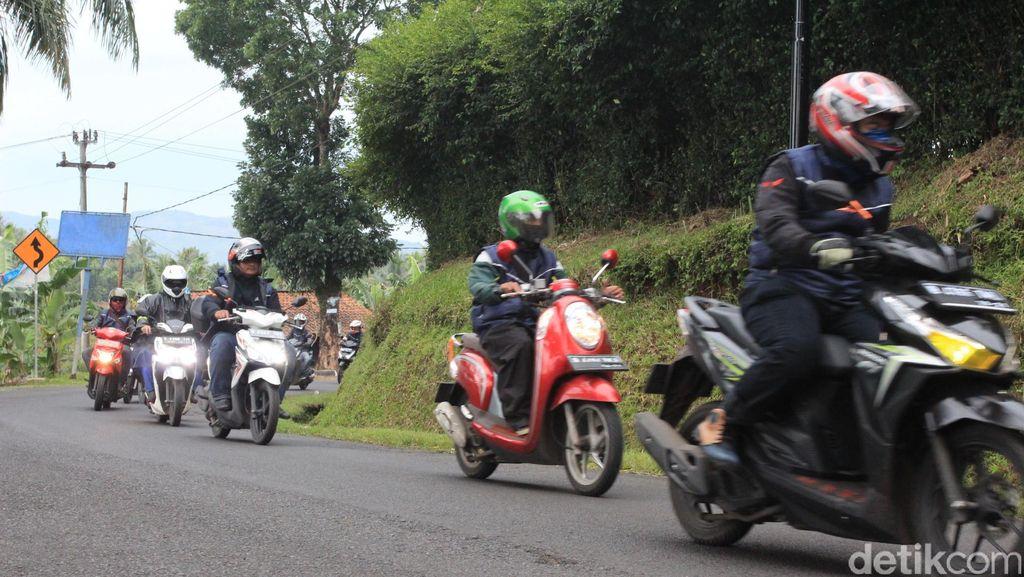 Honda: Komunitas Harus Tularkan Safety Riding pada Pengguna Motor Lain