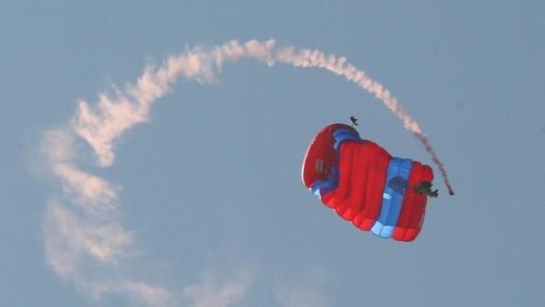 Tabrakan di Udara, 3 Penerjun Payung Tewas di Australia
