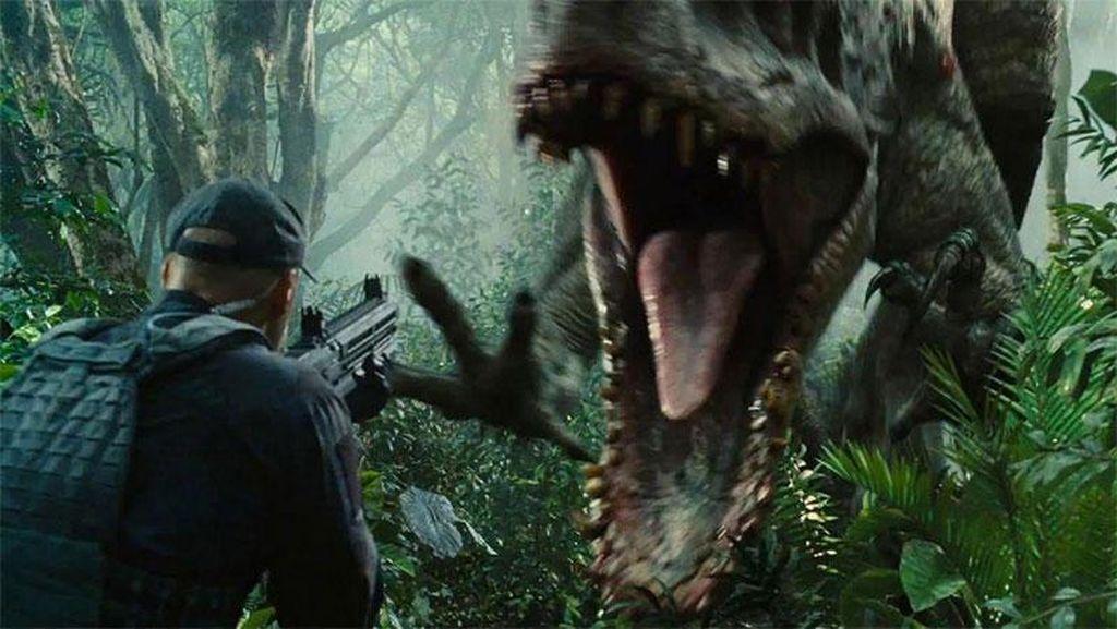 Jurassic World 3 Tayang Juni 2021