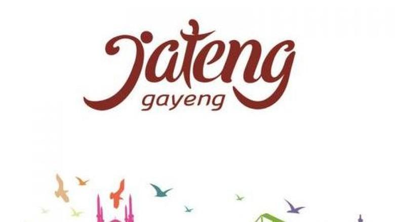 Slogan pariwisata Jateng (dok/Disbudpar Jateng)