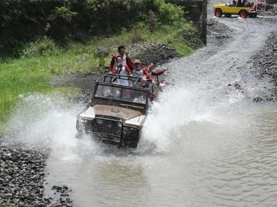 Wisata Adrenalin di Sekitar Yogyakarta