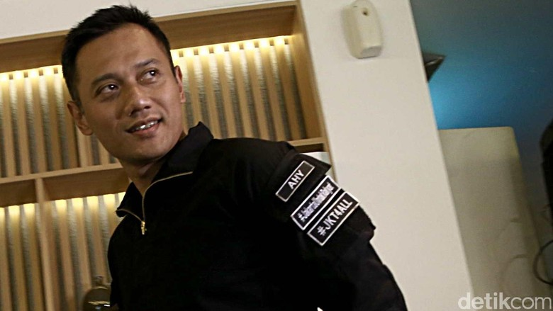 AHY Dampingi SBY Jadi Juru Kampanye Partai Demokrat