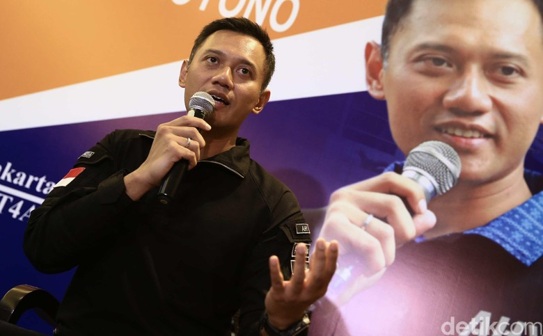 Agus Harimurti Yudhoyono Annisa Pohan