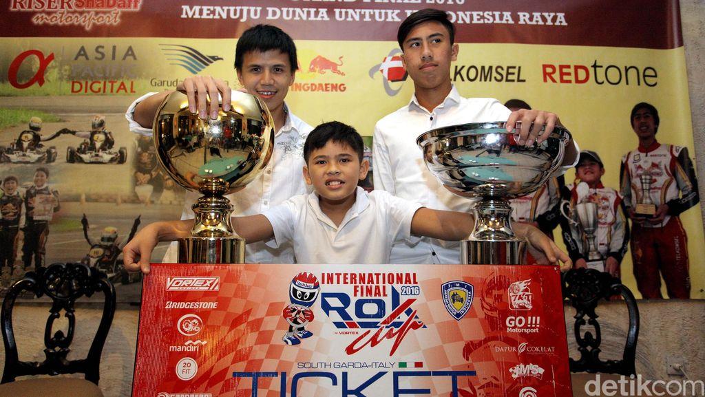 Tiga Pebalap Riser ShaDaff ke World Grand Final 2016