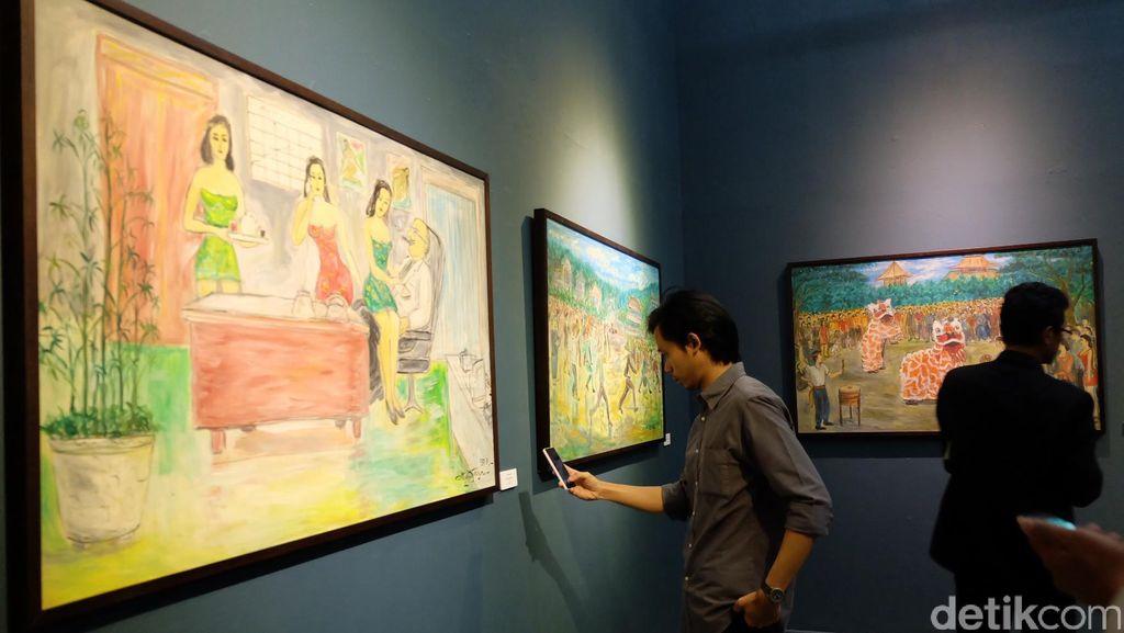 Jangan Lupa! Kunjungi Pameran Otto Djaya di Jakarta